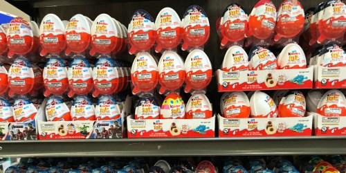 FREE Kinder Joy Eggs at Kroger After Cash Back