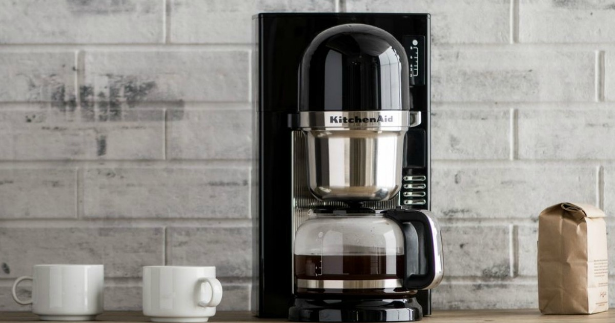KitchenAid Pour Over Coffee Brewer Only $59.99 Shipped (Regularly $180)