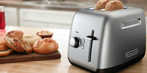 KitchenAid 2-Slice Toaster Only $34.99 at HomeDepot.com