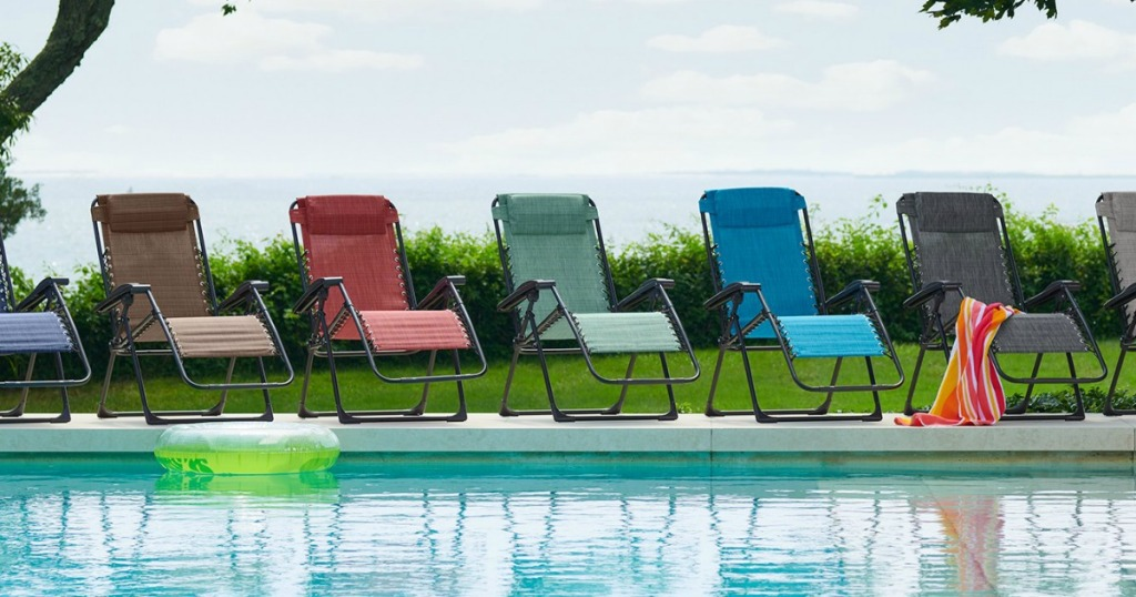 Kohl's SONOMA Goods for Life Antigravity Chair
