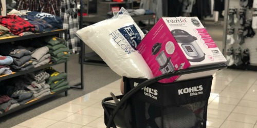 15% Off Kohl's In-Store Purchases for Military Members & Families