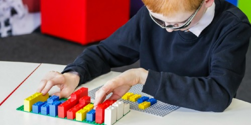 New LEGO Braille Brick Kits Launching Soon (Will Help Blind Children Learn Braille in Playful Way)