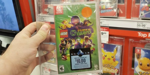 Up to 65% Off Nintendo Switch Video Games at Target