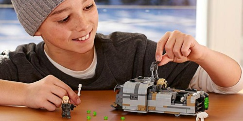 LEGO Star Wars Moloch's Landspeeder Only $21.53 (Regularly $40) + More