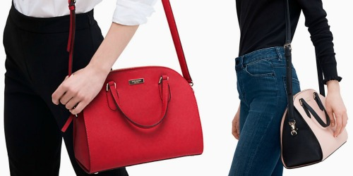 Kate Spade Laurel Way Satchel Just $99 Shipped (Regularly $359)