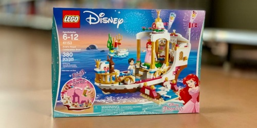 Up to 55% off LEGO Disney Sets at Walmart