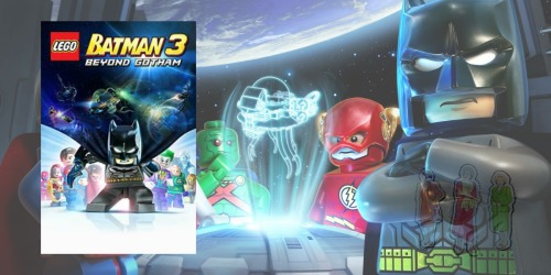 Up to 75% Off Xbox Digital Games (LEGO Batman, Strider & More)
