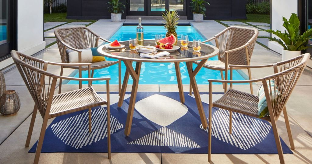 Over 30 Off Patio Furniture More At Target Com Free Shipping