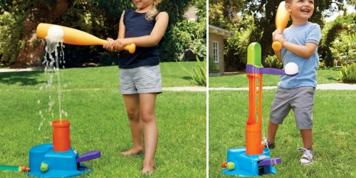 Little Tikes Triple Splash T-Ball Set Now Available (Ball Magically Floats on Water & More)