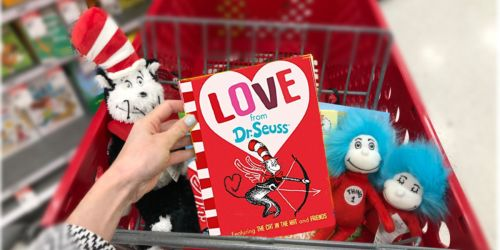 Pre-Order Love from Dr. Seuss Book Only $7.65 on Amazon
