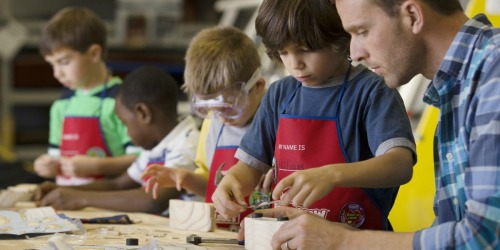 Lowe's Build and Grow Kids Clinics are Coming Back