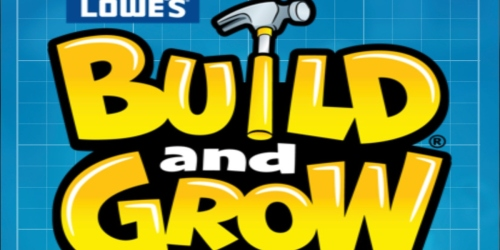 Lowe's Build & Grow Returns