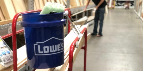 Lowe's $5-$500 Mystery Coupon (Redeem In-Store Only)