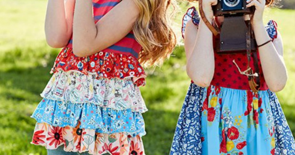 586ded6fc54 Up to 70% Off Matilda Jane Clothing at Zulily - Hip2Save