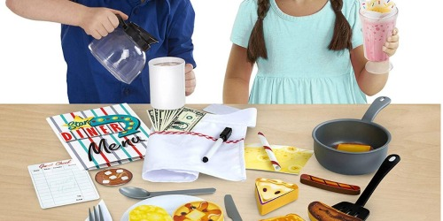 Melissa & Doug 41-Piece Diner Play Set Just $17 (Regularly $30)