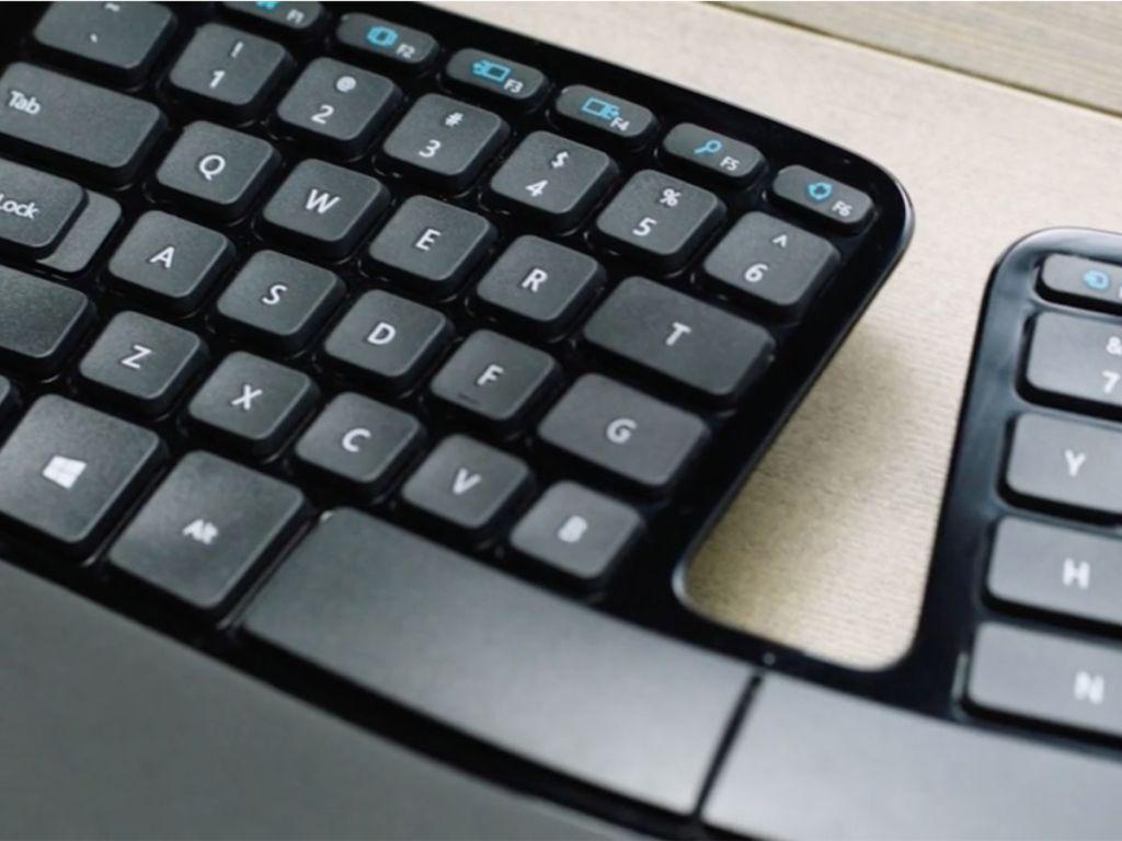 8d1aef6abca Microsoft Natural Ergonomic Keyboard as Low as $18.74 (Regularly $40 ...