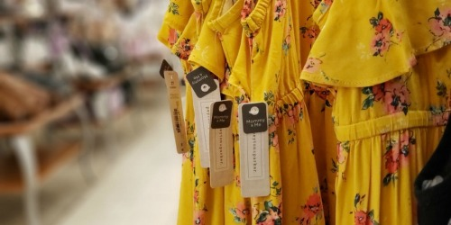 Mommy & Me Matching Dresses as low as $8.80 at JCPenney (Regularly $22)