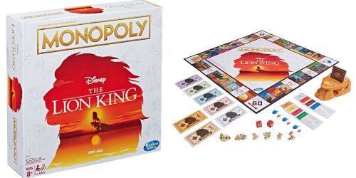 Disney The Lion King Edition Monopoly Game Available to Pre-Order Now On Walmart.com