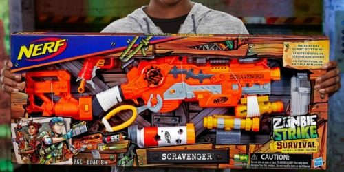 Up to 50% Off NERF Blaster Toys