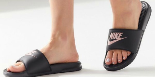 Nike Benassi JDI Slide Sandals Only $15 Shipped + More