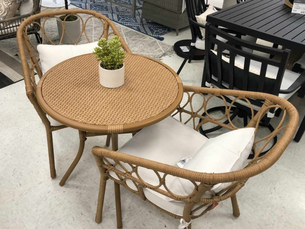 Opalhouse Bistro Set Only 224 99 Shipped Regularly 350