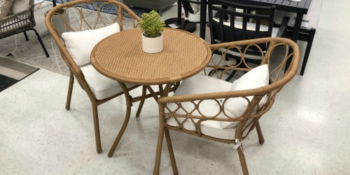 Up to 35% Off Patio Furniture w/ Target In-Store Pickup