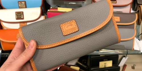 Up to 60% Off Dooney & Bourke Bags + Free Shipping