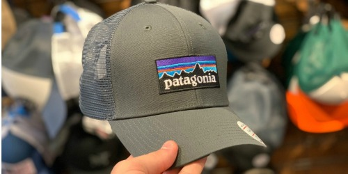 50% Off Patagonia Trucker Hats, Jackets, & More
