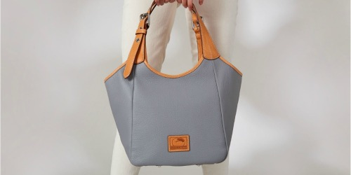 Over 65% Off Dooney & Bourke Bags + Free Shipping