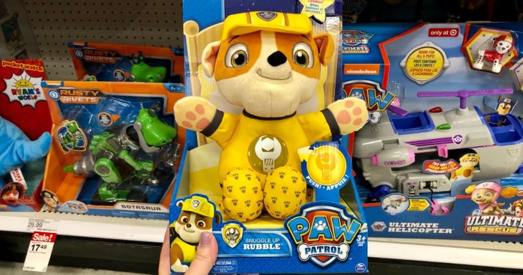 buy       paw patrol toys  target