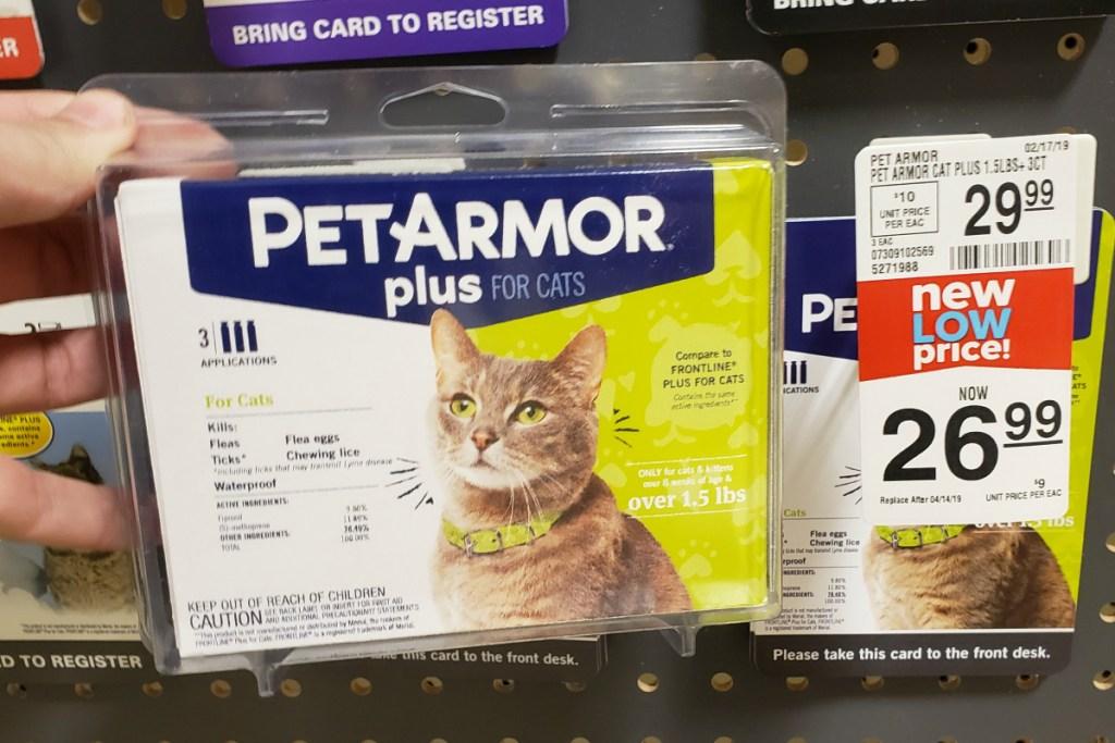 PetArmor Plus for Cats at PetSmart