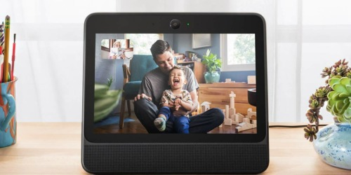 Portal Alexa-Enabled Video Device Only $99 Shipped (Regularly $199)