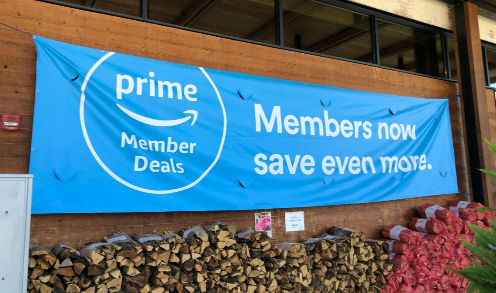 Prime member deals at Whole Foods