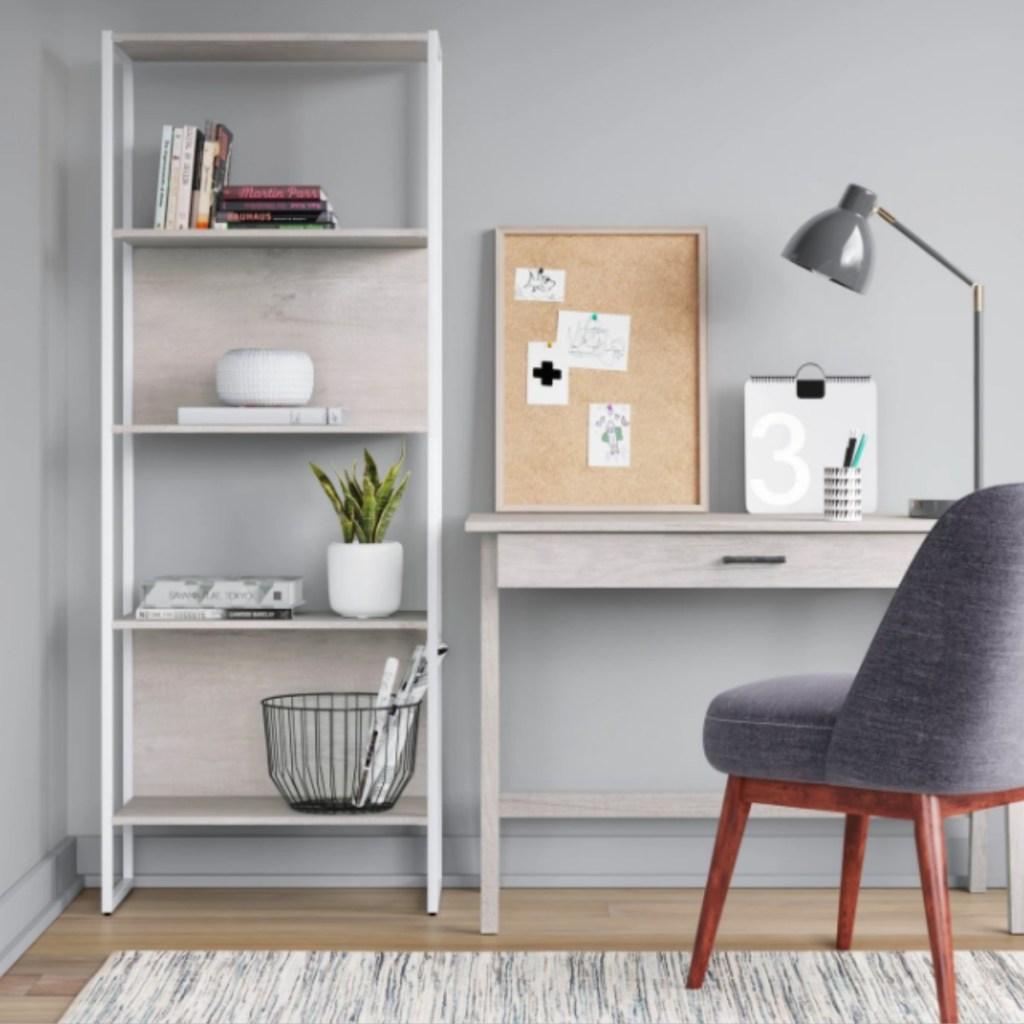 40 Off Desks Accent Tables Bar Stools Bookcases