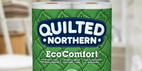 Sam's Club: Quilted Northern EcoComfort 24-Count Mega Rolls Only $16 (Equals 96 Regular Rolls)