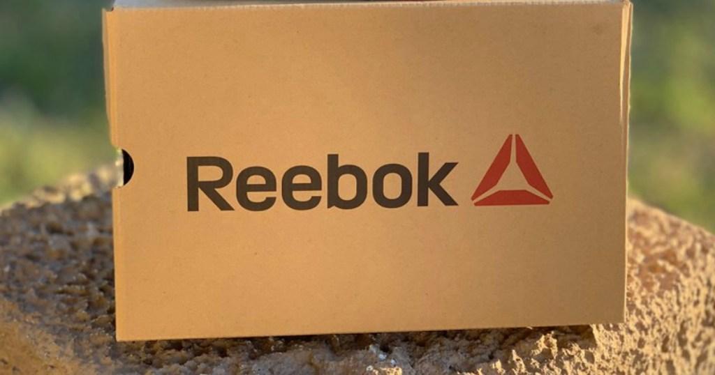 Reebok box outside