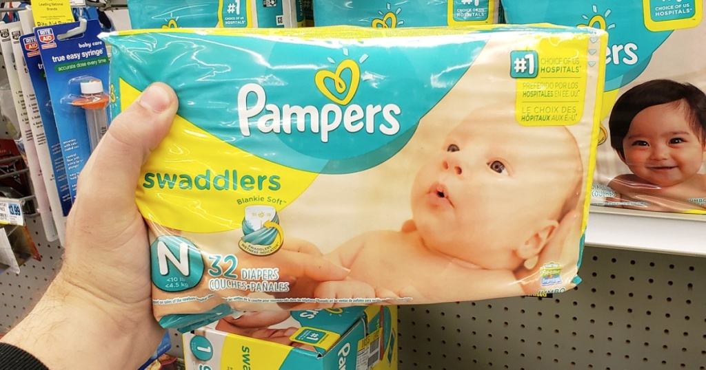 Rite Aid Diapers Pampers