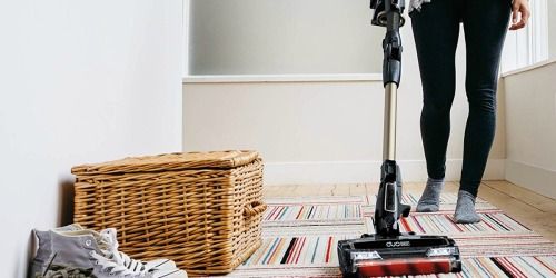 Amazon: Shark ION Cordless Vacuum w/ Two Batteries Only $214 Shipped (Regularly $450)