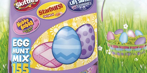 Amazon: Skittles, Starburst, Lifesavers & Hubba Bubba Easter Candy 155-Count Just $8.98
