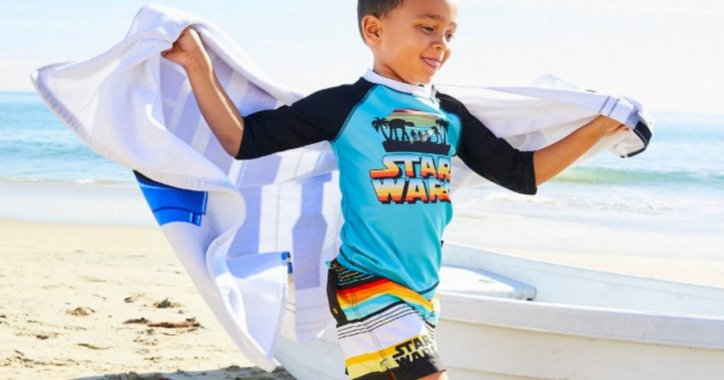 5dcb0adfd Up to 30% Off Disney Swimwear Items + FREE Shipping - Hip2Save
