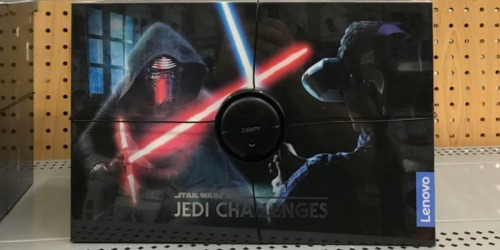 Lenovo Star Wars Jedi Challenges Augmented Reality Set Only $24 at Walmart (Regularly $100)