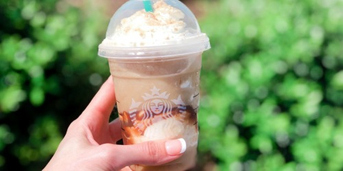 Starbucks S'Mores Frappuccino Drink is Back