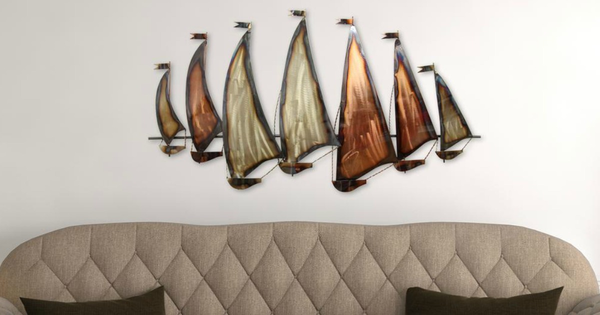 Up To 50% Off Wall Decor At Home Depot