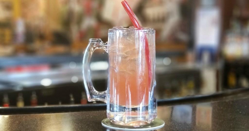 Strawberry Dollarita at Applebee's