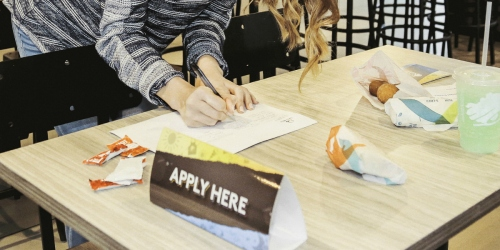 Participating Taco Bell Restaurants are Hosting Hiring Parties (April 22-27)