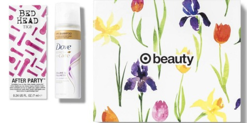 Target April Beauty Boxes Only $7 Shipped