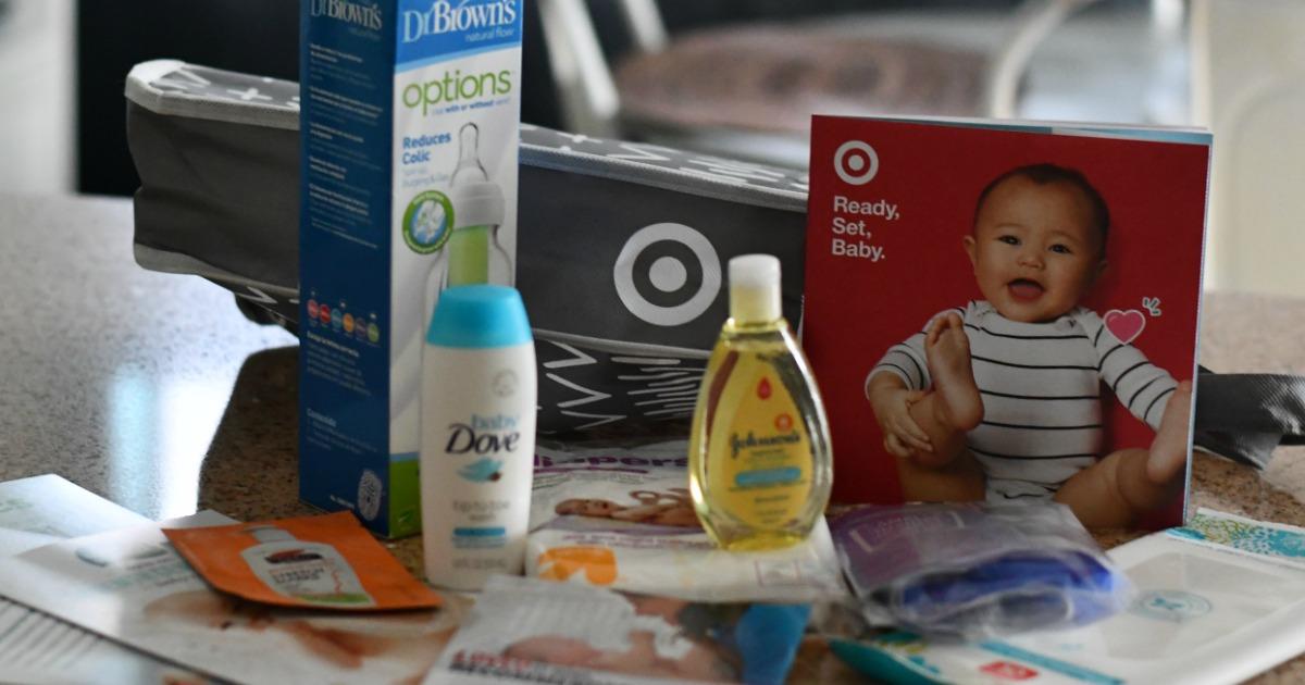 Free $100 Target Baby Welcome Bag: Starbucks, Bottle, More