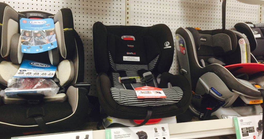 Donate Your Old Car Seat Score 20 Off New Baby Gear Item At Target Starting 4 22