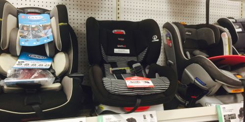 Donate Your Old Car Seat & Score 20% Off New Baby Gear Item at Target (Starting 4/22)