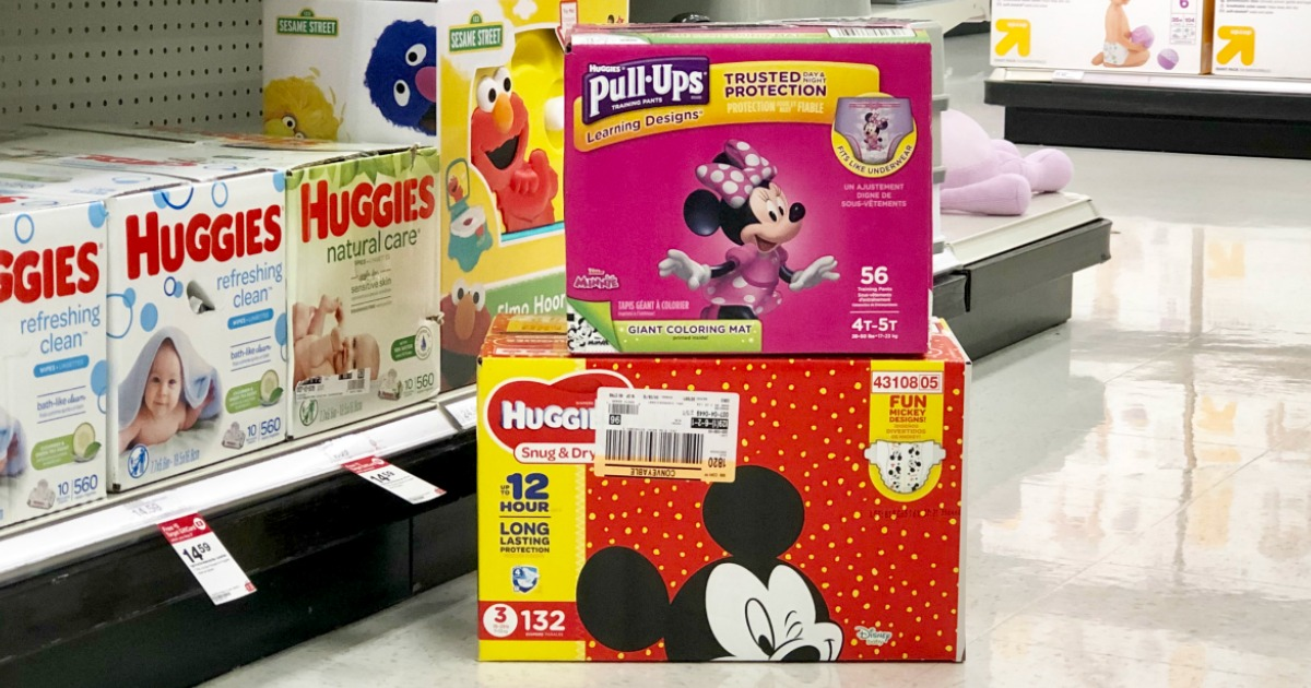 graphic about Huggies Coupons Printable titled Refreshing Huggies Coupon codes \u003d Tremendous Packs Simply just $17.49 Just about every Right after